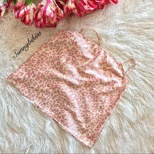 NWT Victoria's Secret Sequin Cami